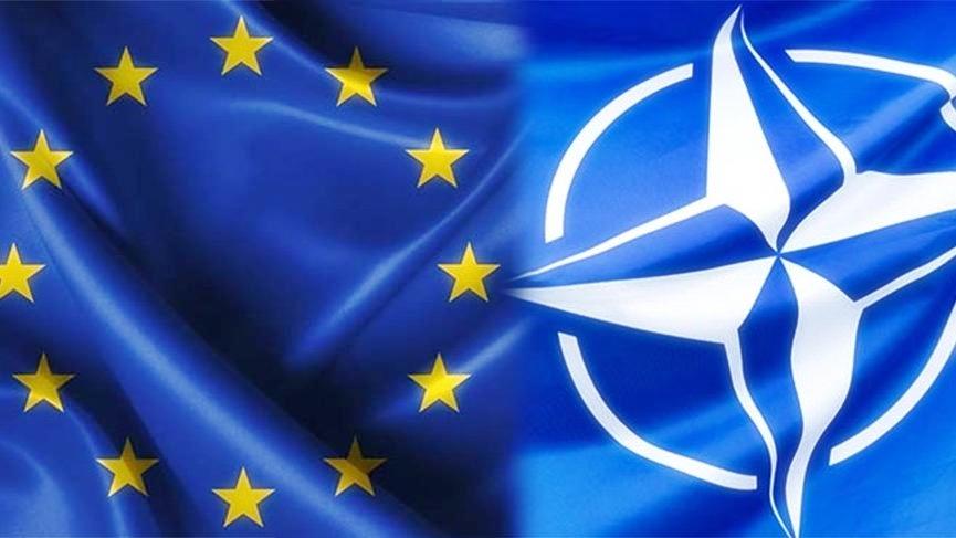 AB ve NATO'dan açıklama!