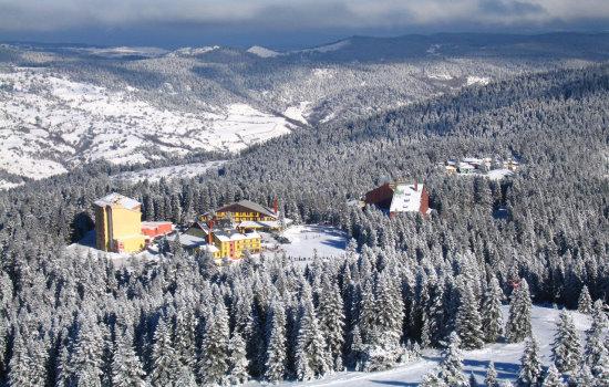 Ziyaret Edebileceğiniz 5 Kayak Merkezi