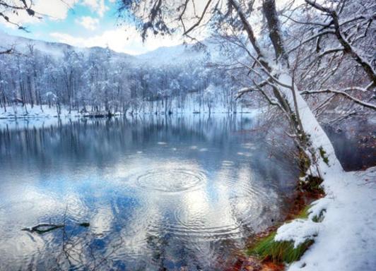 Türkiye'de kışın gezilebilecek 5 şehir