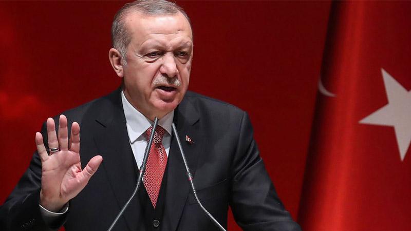 Cumhurbaşkanı Erdoğan,Trump ile görüştü
