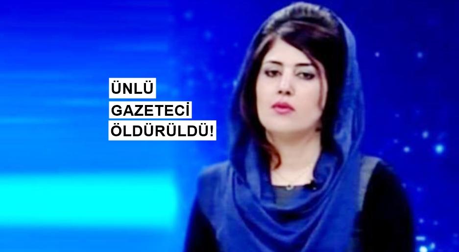 Gazeteci Mena Mangal Kabil'de öldürüldü!