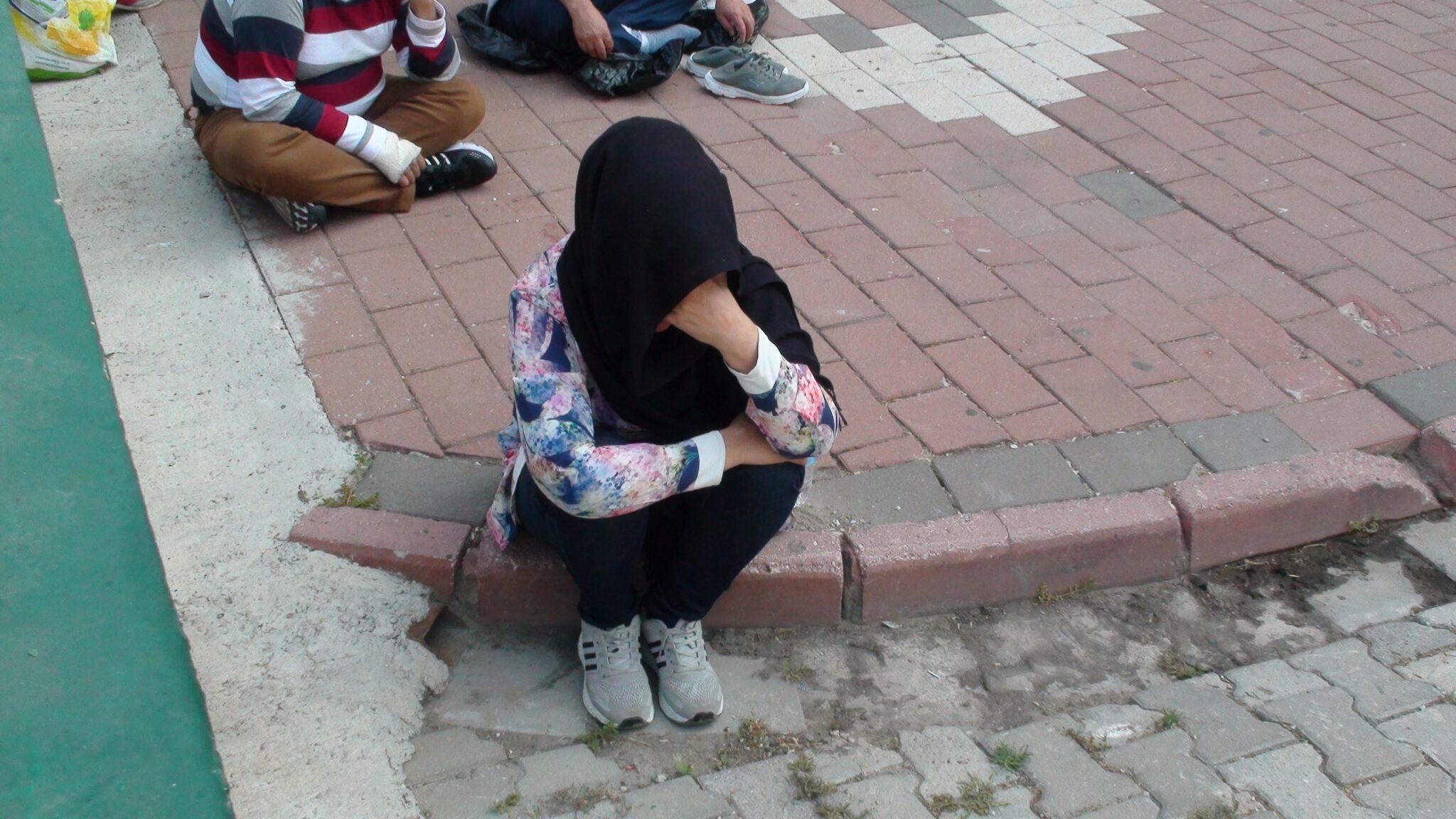 Mülteciler arasında Yunanistan'a kaçmaya çalışan FETÖ üyesine operasyon