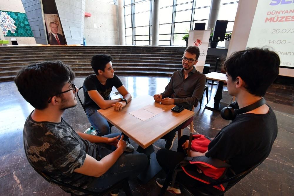 Osmangazi'den öğrencilere tercih danışmanlığı hizmeti