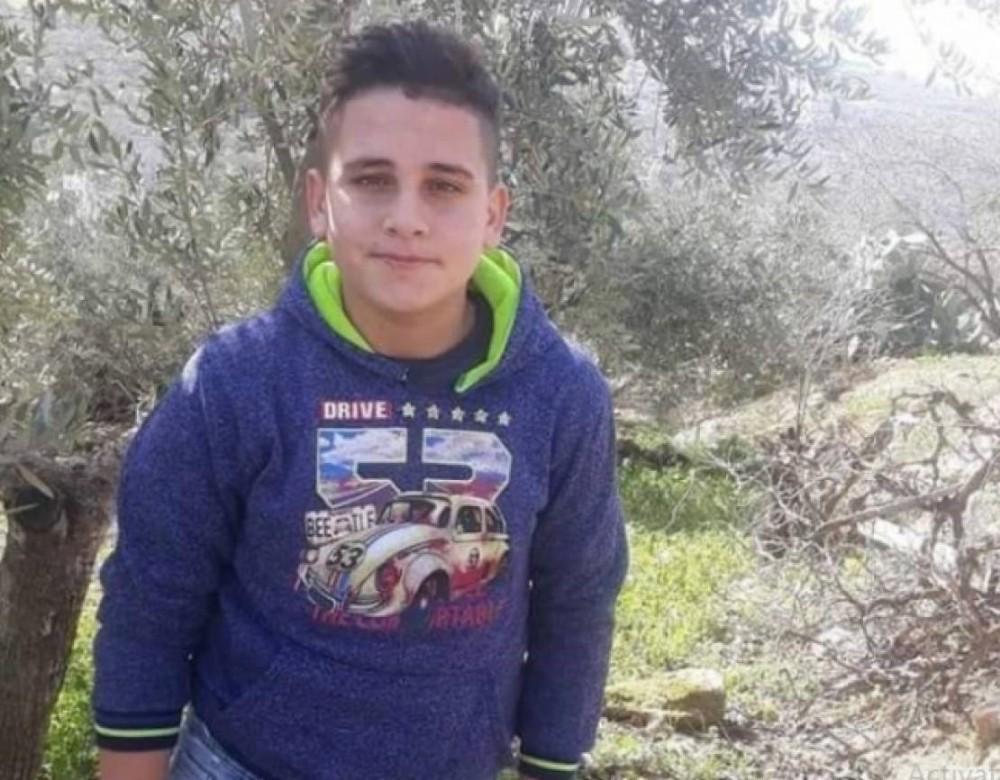 15 yaşındaki Filistinli çocuk özgürlüğüne kavuştu