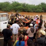 hindistanda saganak muson yagmurlari bin kisi tahliye edildi afb