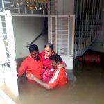 hindistanda saganak muson yagmurlari bin kisi tahliye edildi fe