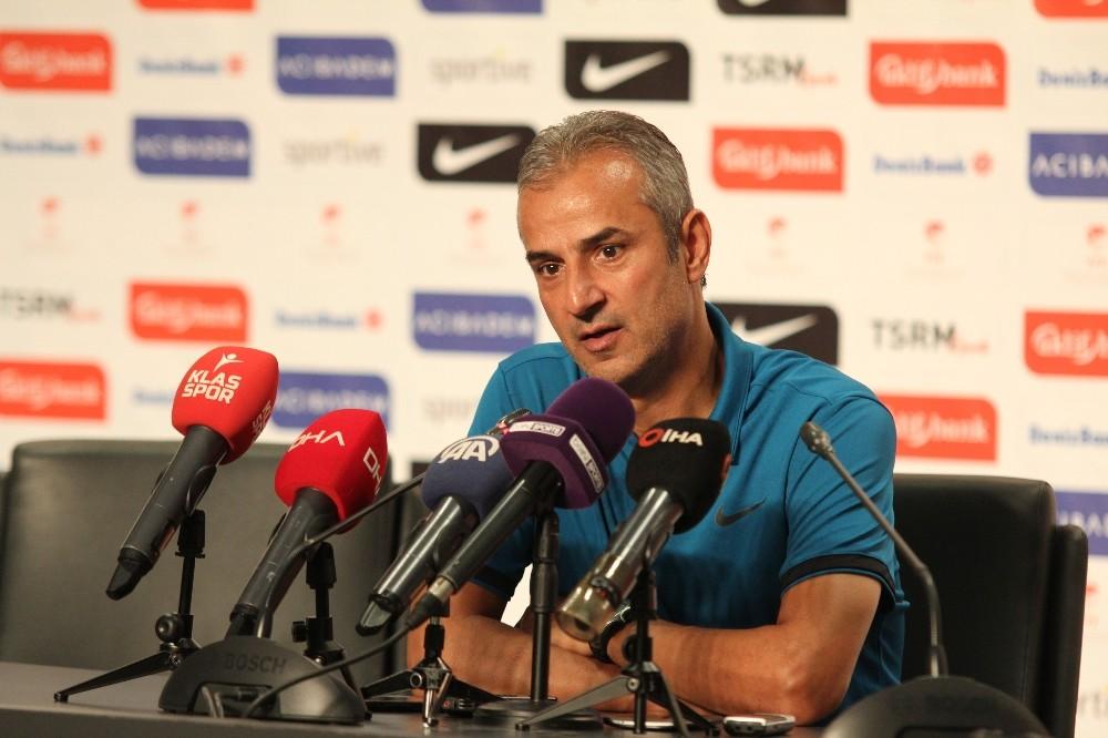 """İsmail Kartal: """"İlk maçlar zordur ama biz zor olanı 3 puanla geçtiğimiz için bu haftayı, çok mutluyum"""""""
