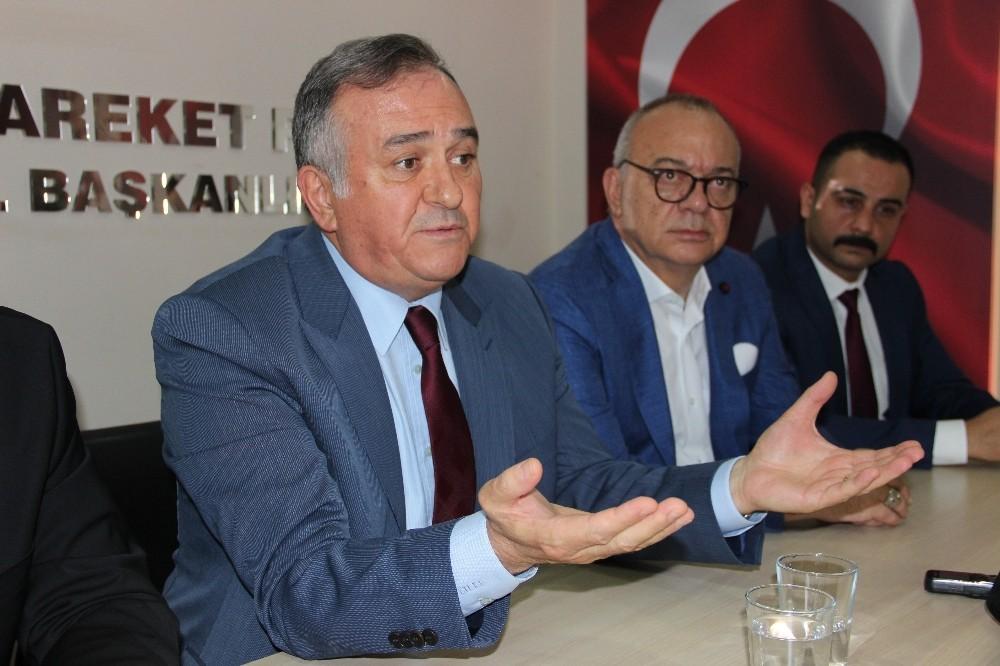 """MHP'li Akçay: """"Bizim bakanlık gibi bir beklentimiz yok"""""""