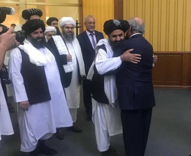 Özbekistan Dışişleri Bakanı, Taliban yetkilileriyle görüştü