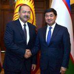 ozbekistan ve kirgizistanin ikili ticaret hedefi milyar dolar eda