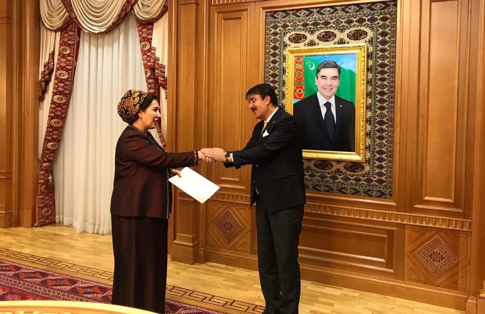 Aydemir Türkmenistan ziyaretini değerlendirdi