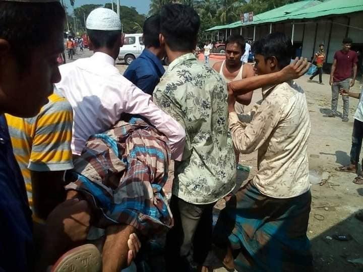 Bangladeş'te İslamiyet'e hakaret ortalığı karıştırdı
