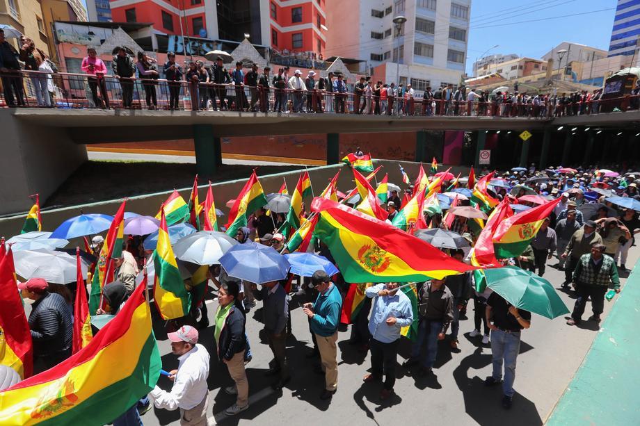 Bolivya'da protesto gösterileri devam ediyor: 2 ölü, 6 yaralı