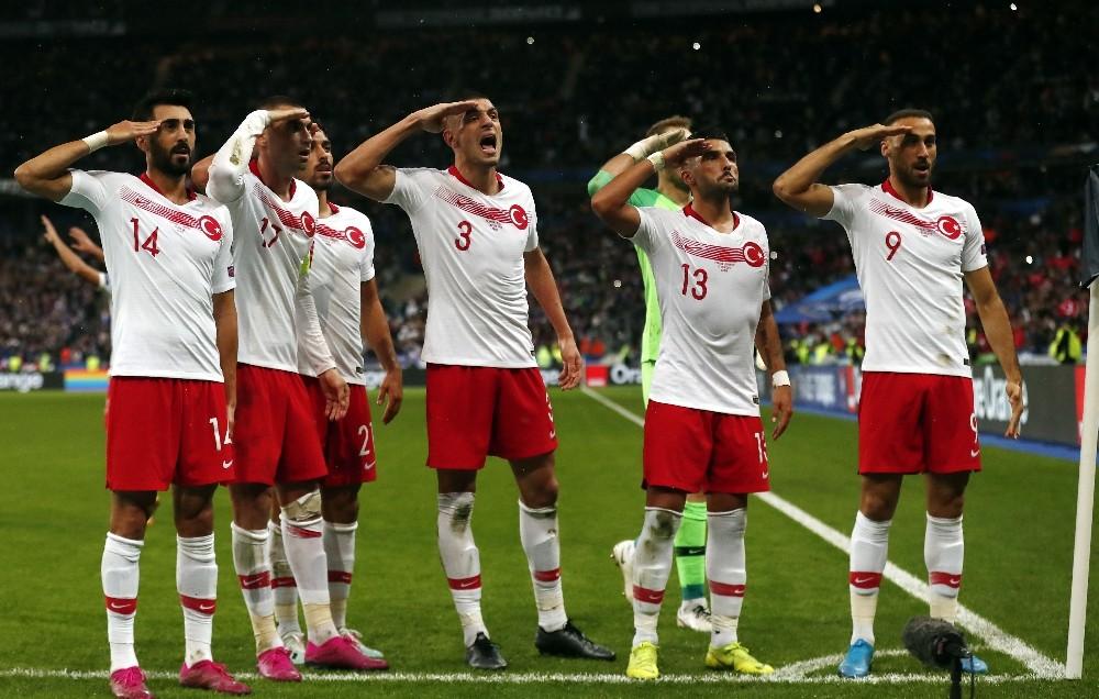 EURO 2020 Grup Eleme: Fransa: 1 – Türkiye: 1 (Maç sonucu)