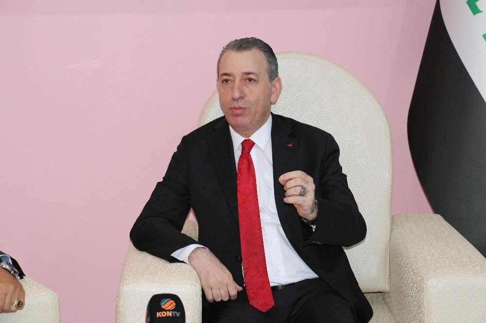 """IKBY Bölge Bakanı Aydın Maruf: """"Her zaman Kürt'ler, Türk'ler ve Türkmen'ler kardeş olmuştur"""""""