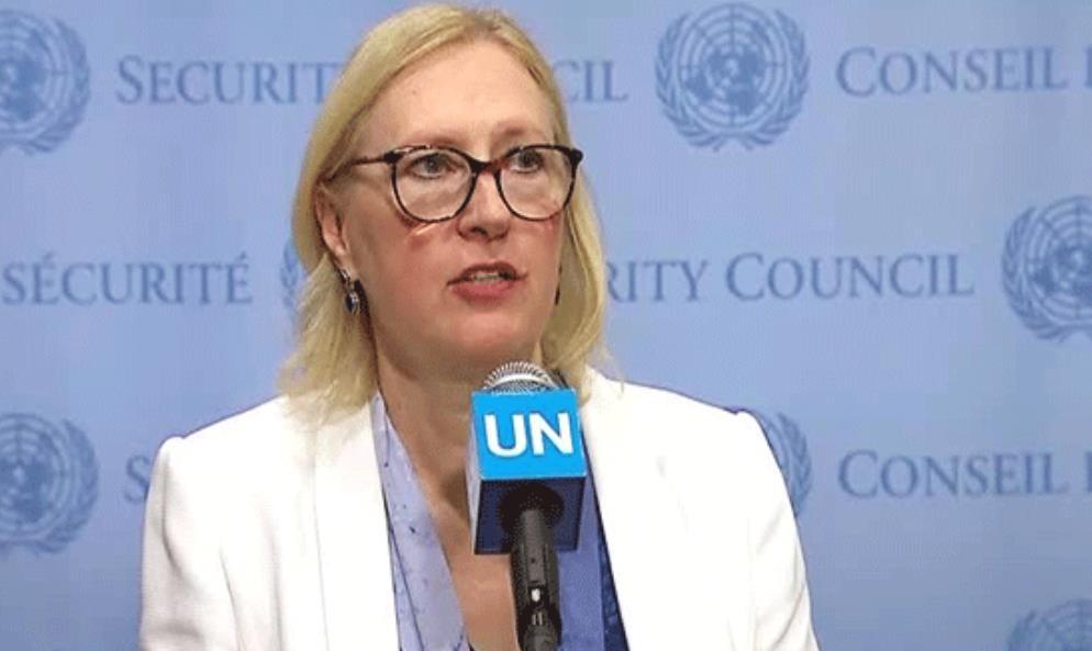 """Kıbrıs BM Barış Gücü Başkanı Spehar: """"Kıbrıs müzakerelerini sürdürmedeki belirsizlik nedeniyle endişeliyim"""""""