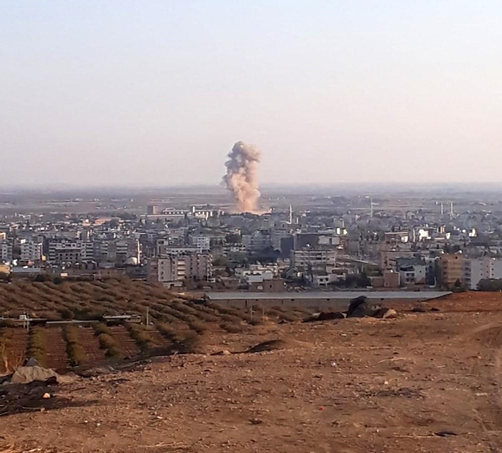 Türkiye – Suriye sınırında patlama
