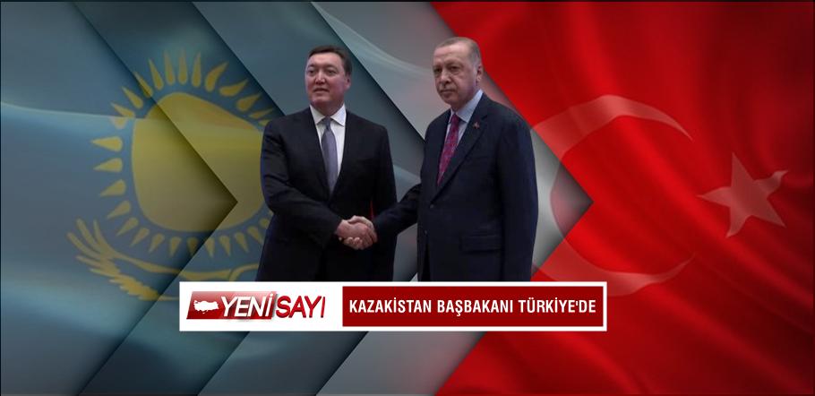 Cumhurbaşkanı Erdoğan ile görüştü…