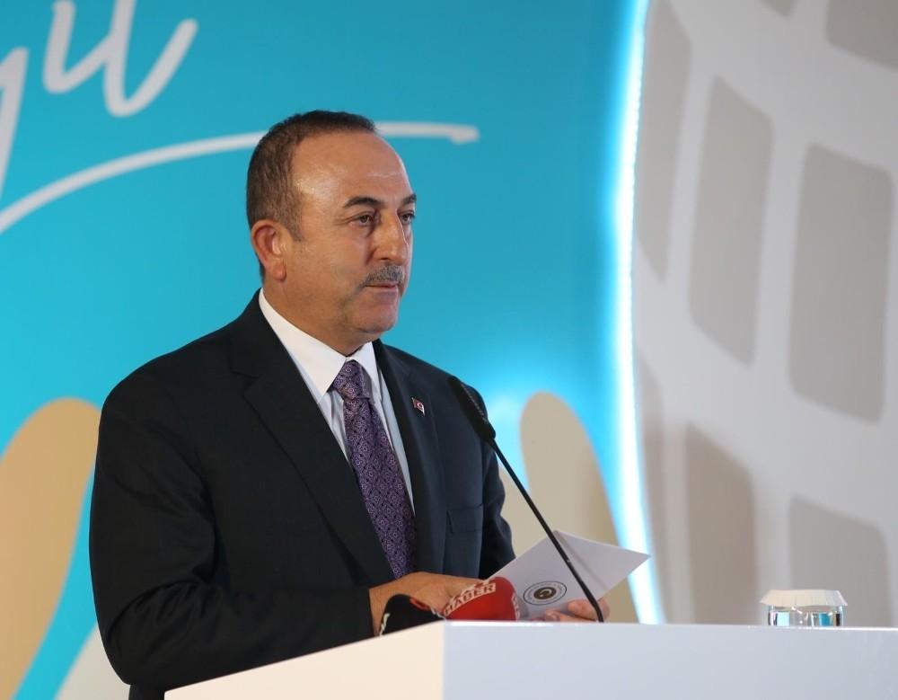 """Çavuşoğlu: """"Son 20 yılda ihracat, 26 milyar dolardan 170 milyar doların üzerine çıktı"""""""