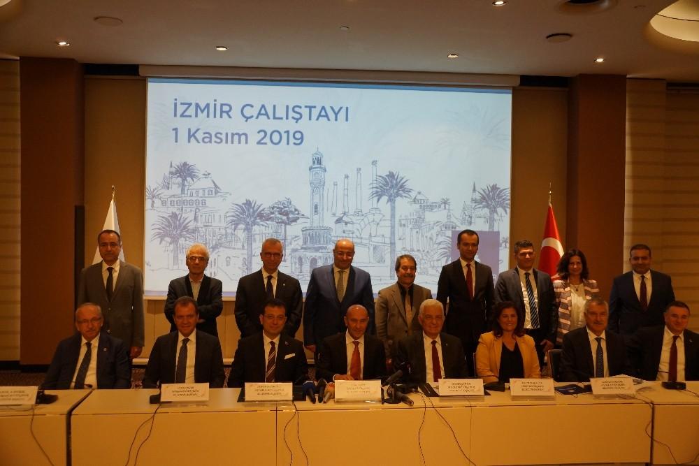 CHP'li büyükşehir belediye başkanlarından açıklama