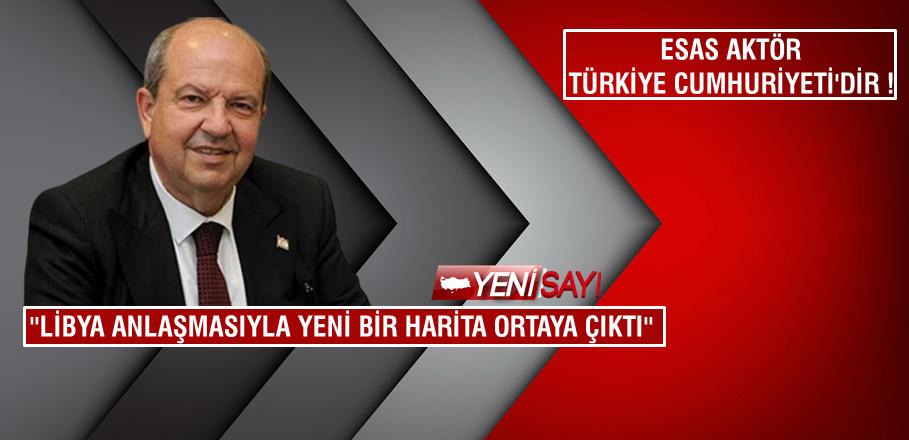 KKTC Başbakanı Ersin Tatar açıklamalarda bulundu