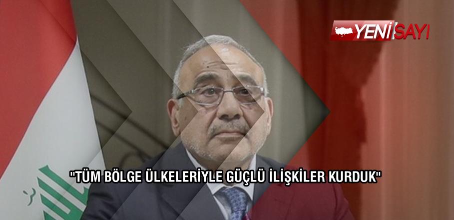 """""""HİÇBİR ÜLKEYE DÜŞMANLIĞIMIZ YOK"""""""