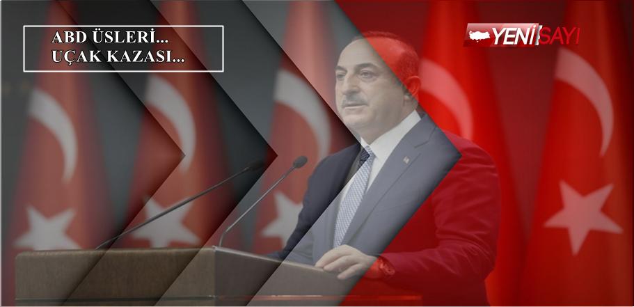 Mevlüt Çavuşoğlu, İran Dışişleri Bakanı ile görüştü