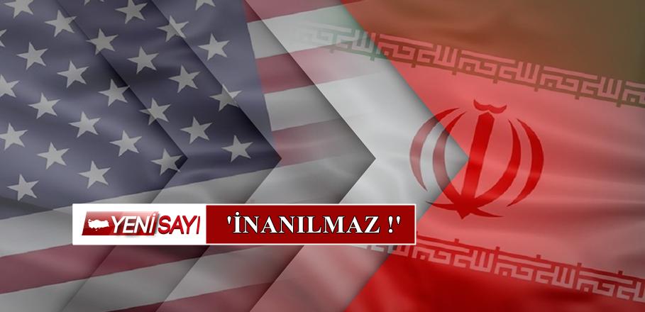 ABD'nin 'ön koşulsuz müzakare' teklifine İran'dan Yanıt!