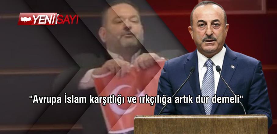 IRKÇI MİLLETVEKİLİNE TEPKİ!