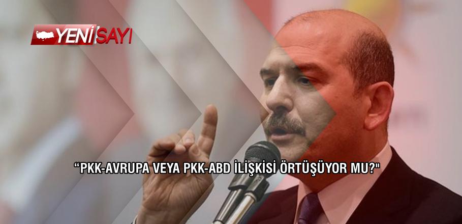 """""""PKK AFRİN'İ DÜNYANIN EN BÜYÜK UYUŞTURUCU MERKEZİ HALİNE GETİRECEKTİ"""""""