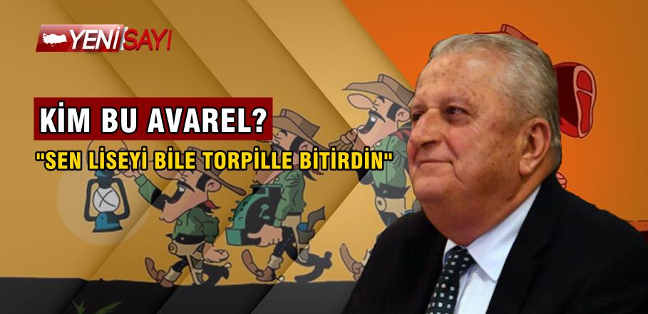 """""""ARKADAŞLARI ONA EMBESİL AVAREL DER"""""""