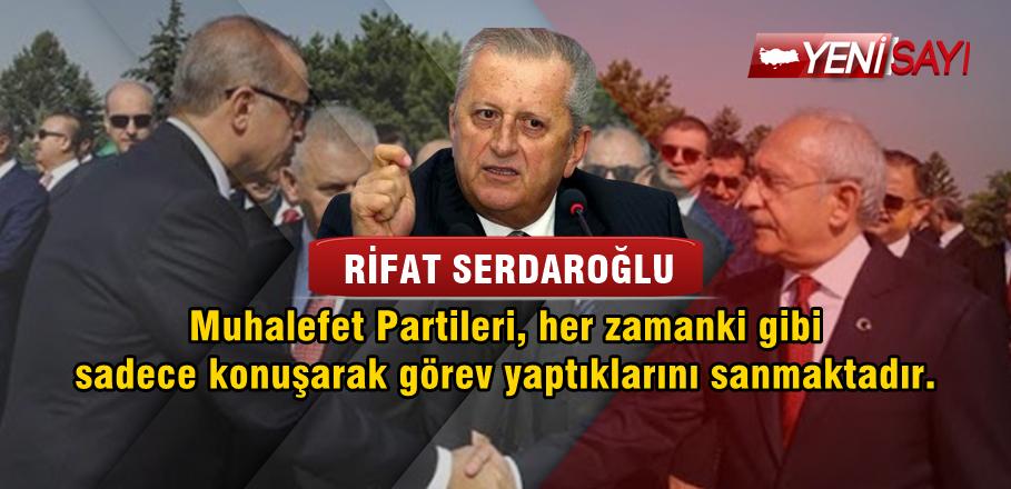 """""""TBMM ŞU AN YOK HÜKMÜNDEDİR"""""""