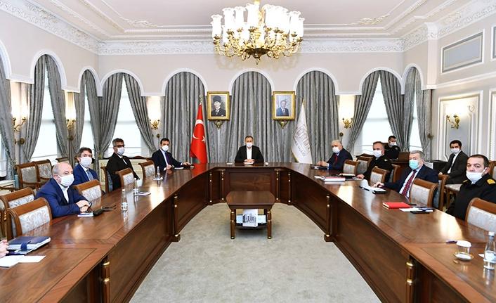 İstanbul Valisi açıkladı! Bugün 17.00 den sonra yasak!
