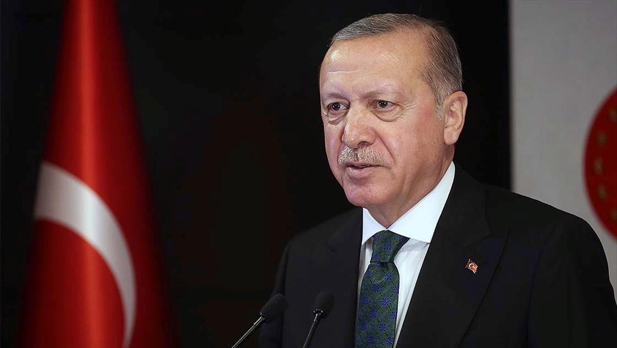 Cumhurbaşkanı Erdoğan ABD Başkanı Trump'a mektup gönderdi