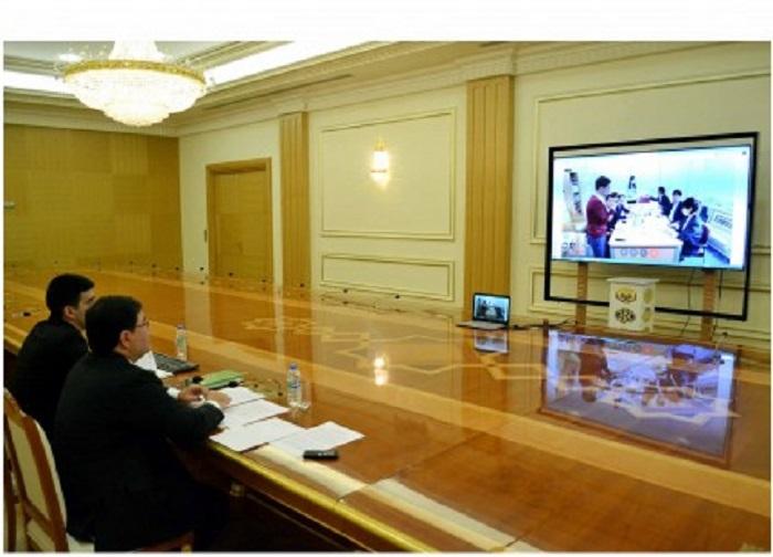 Orta Asya-Güney Kore İş Konseyi projesi