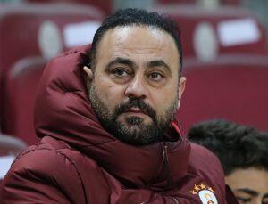 Galatasaray Yardımcı Antrenörü Hasan Şaş istifa etti