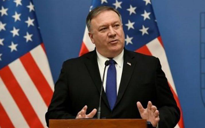 """""""Kırım Ukrayna'dır"""": ABD Dışişleri Bakanı Pompeo'dan Rusya'ya çağrı"""