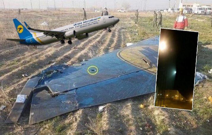 İran'ın düşürdüğü Ukrayna yolcu uçağının kara kutusu Fransa'ya gönderildi