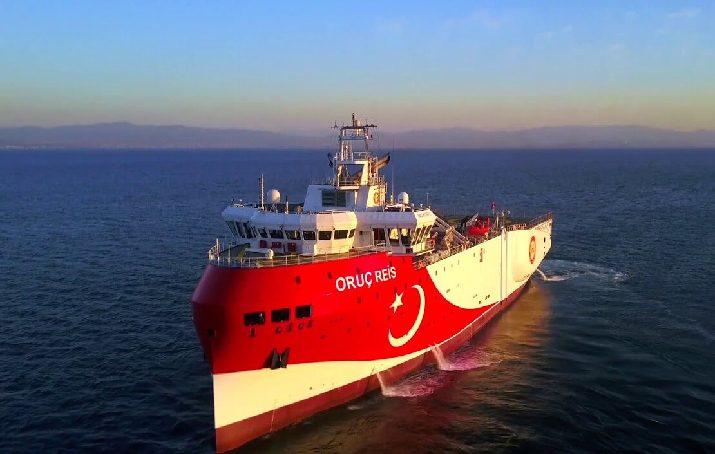 Türk Dışişlerinden Yunanistan'a kıta sahanlığı dersi