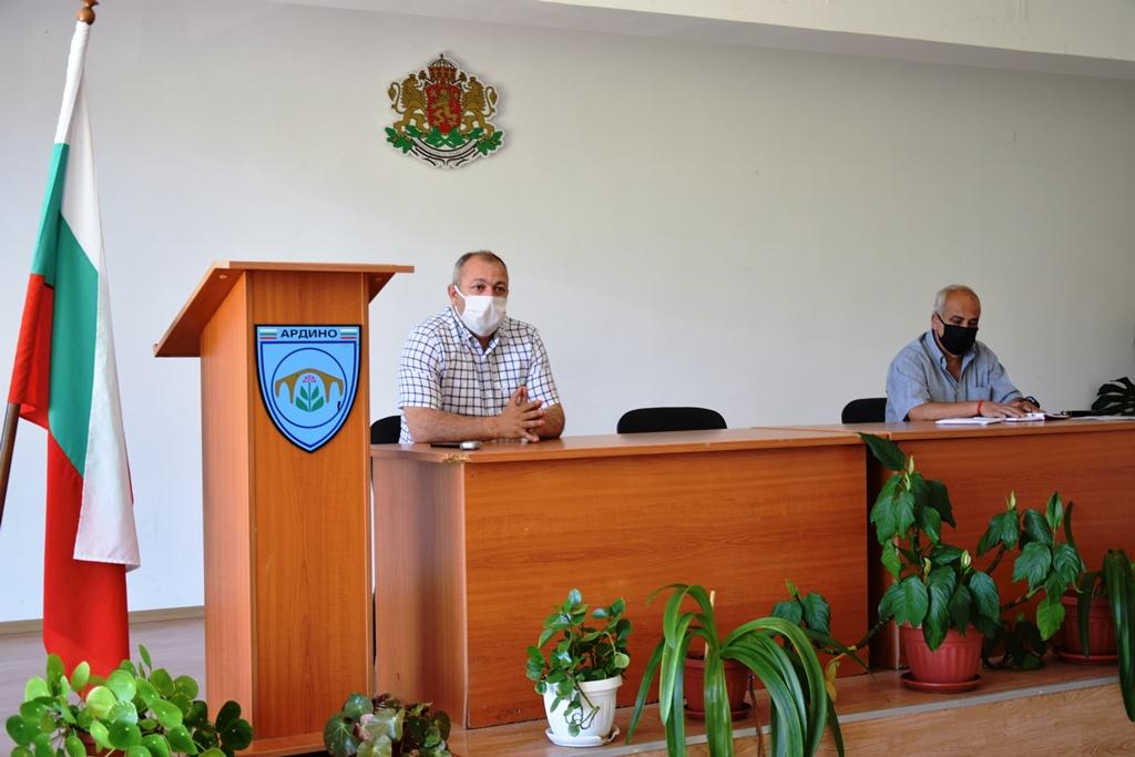 Ardino Belediye Başkanı Müh. İzzet Şaban: Zor zamanlardan geçiyoruz, ama zorluklar bizi birleştirmeli