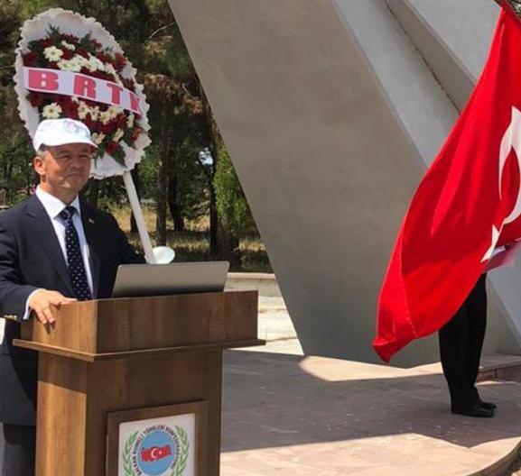 Balkan Türkleri Lozana ve Dr. Sadık Ahmete sahip çıktı