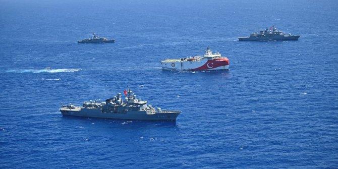 Merkel ve Macron'dan Yunanistan ve Güney Kıbrıs Rum Yönetimine destek!