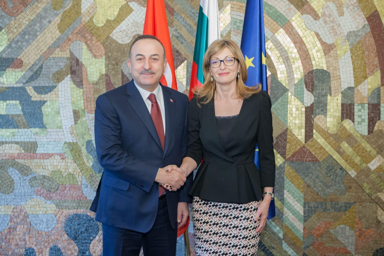 Bulgaristan ve Türkiye dışişleri bakanları telefonla görüşerek Doğu Akdeniz'deki gerginliği ele aldı