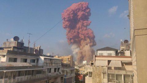 Beyrut patlaması ile ilgili açıklama: Ölü sayısının artmasını bekliyoruz