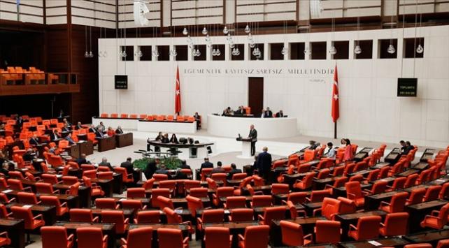 AZERBAYCAN'A ASKER GÖNDERİLMESİNE İLİŞKİN CUMHURBAŞKANLIĞI TEZKERESİ TBMM'DE