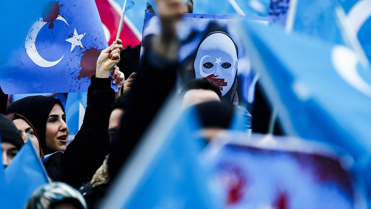 UYGUR TÜRKLERİ: TOPLAMA KAMPLARINDA TÜRKİYE CUMHURİYETİ VATANDAŞLARI DA VAR