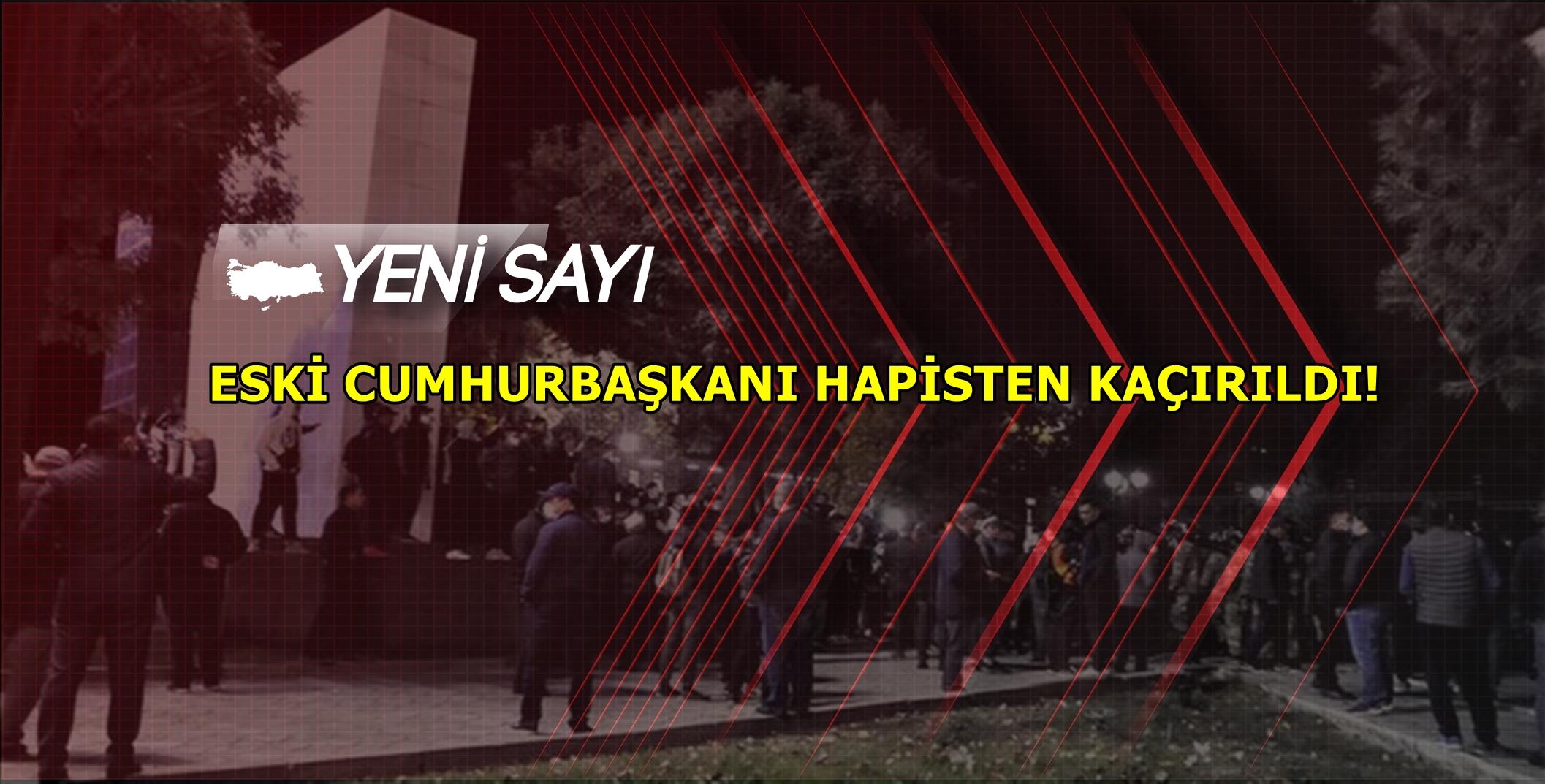 KIRGIZİSTAN'IN BAŞKENTİ BİŞKEK'TE PROTESTOLAR DEVAM EDİYOR!