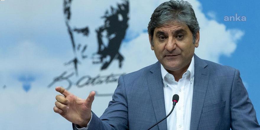 CHP'Lİ ERDOĞDU: AKP İKTİDARI FAİZ HARCAMASINDA REKOR KIRACAK