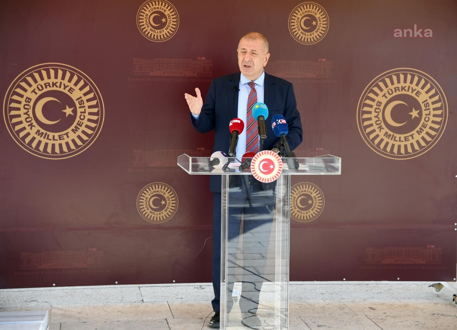 """İYİ PARTİLİ ÖZDAĞ'DAN YENİ AÇIKLAMA: """"SİZ ÖNCE KENDİ BAHÇENİZİ TEMİZLEYİN"""""""