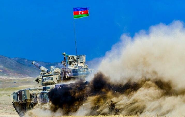 AZERBAYCAN ORDUSU, KARABAĞ'IN KALBİNİ KUŞATTI